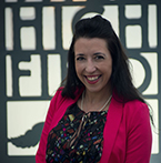 Sarah Robinson,The High Field