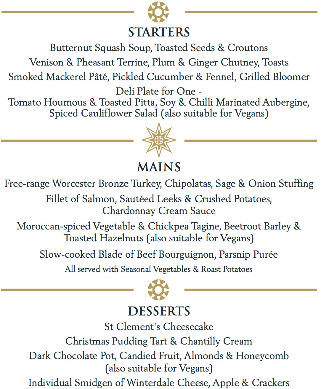 Book a Christmas Party or Meal at The High Field, Edgbaston, Birmingham